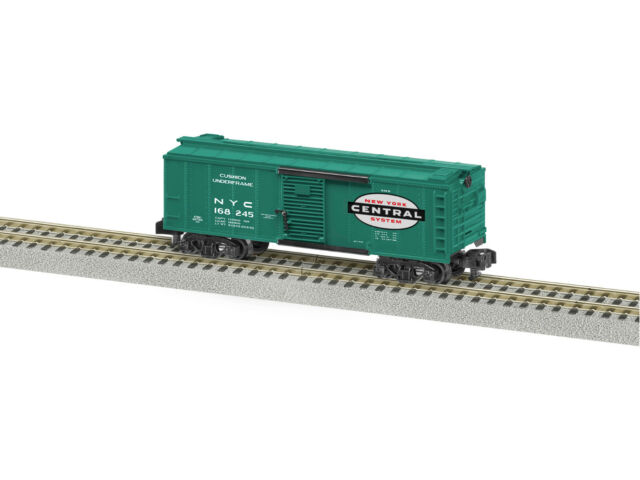 Brand New American Flyer S New York Central Boxcar # 6-47961 # TOTE1