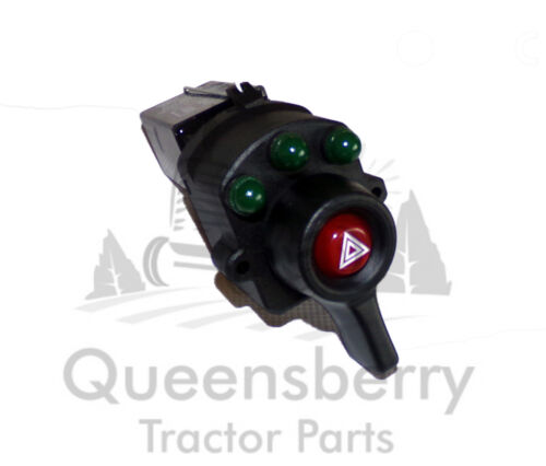 Massey Ferguson 240,275,290,375,390 Tractor Hazard Indicator Switch HELLA