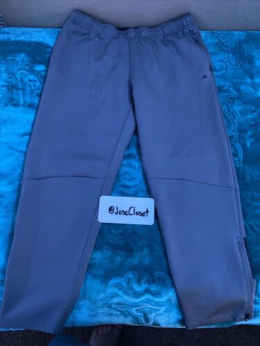 Russell Athletic Grey Sweatpants - Men's Size XL U