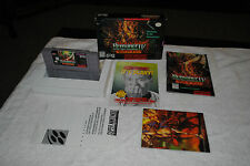 ROMANCE OF THE THREE KINGDOMS IV WALL OF FIRE COMPLETE IN BOX POSTER