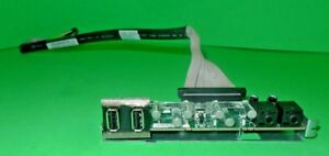 Details about Dell Optiplex 755 760 Desktop Front I/O Audio Circuit Board  W/Cable XT029 TP004