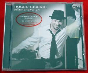 Maennersachen-von-Roger-Cicero-15-Tracks-CD-2007