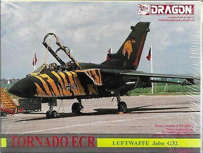 Fiducioso Dragon Tornado Ecr Luftwaffe Jabo G32 1:144 Kit Art 4563 Aircraft Plane Prezzo Di Strada