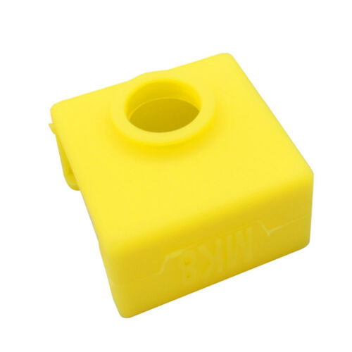 3D Printer Silicone Sock Heater Block Cover MK7 MK8 Hotend Heater Protect New