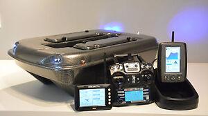 7bf25fbb062 Carp Madness X-Jet - Toslon Fishfinder - Toslon X-Pilot - Autopilot for ...