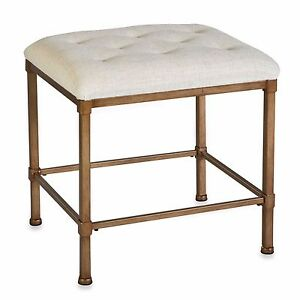 Image Is Loading Bathroom Vanity Bench Seat Chair Stool Cushion Bedroom