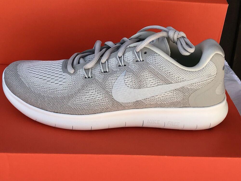 Nike Free Run 2017 Femme Baskets Baskets Chaussures UK 7,5 EUR 42-