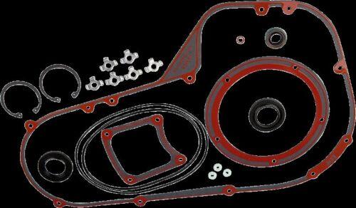James Gasket Primary Gasket Seal O-Ring Kit for 94-04 Harley FXR Touring Bagger
