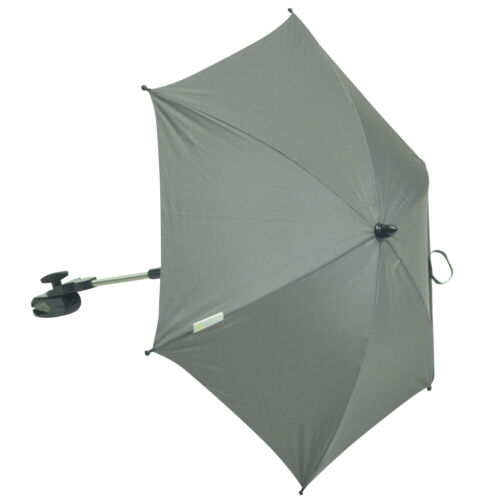 Baby Parasol Compatible with My Babiie Mb400 Grey