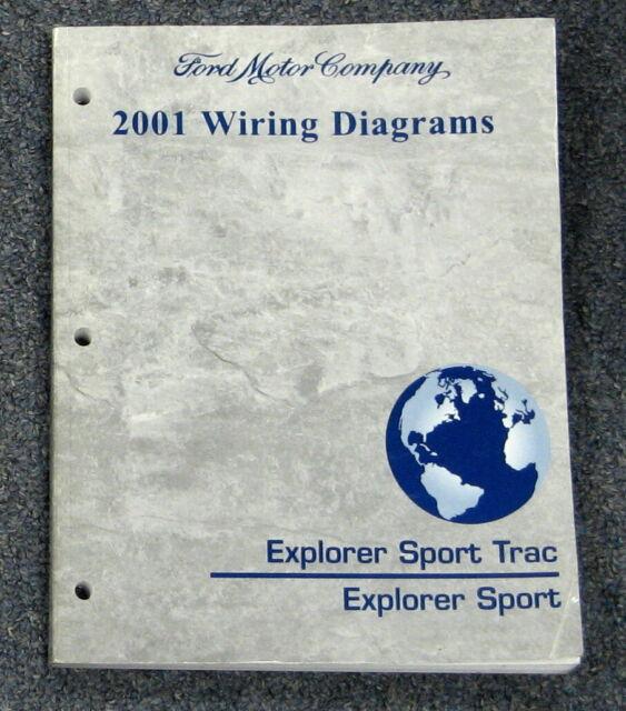 2001 Ford Explorer Sport Trac    Explorer Sport Service