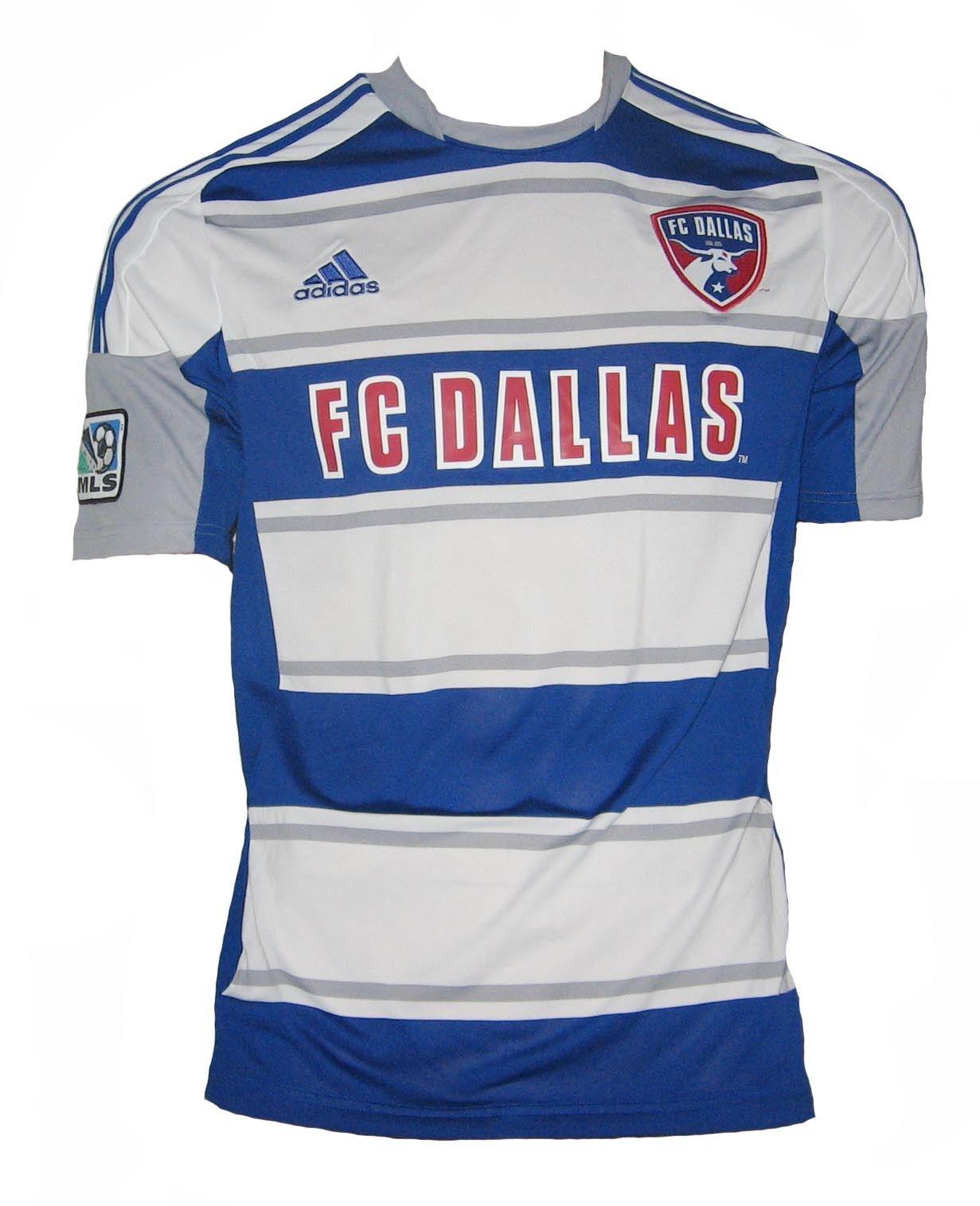 FC Dallas Trikot 2011 12 Away Adidas MLS XL  | Treten Sie ein in die Welt der Spielzeuge und finden Sie eine Quelle des Glücks