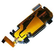 Black Dock connector charging port ringer loud speaker mic for iPhone 3gs 3GS