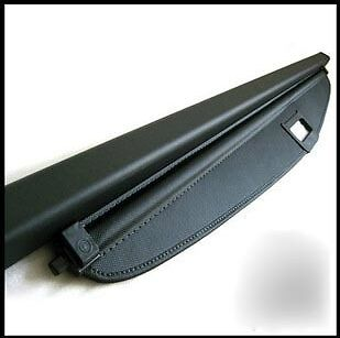 Trunk Cargo Cover Shield for Volvo XC90 2003-2014 Black