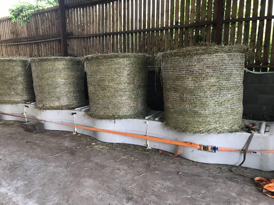 wrap og lufttørret høballer
