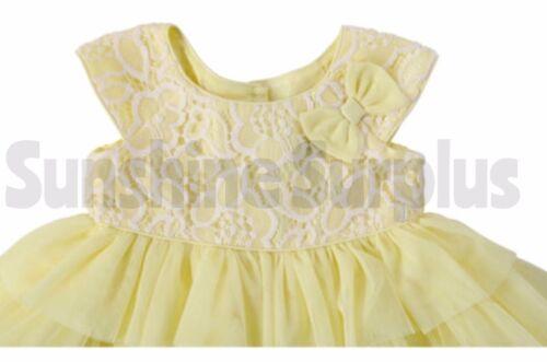 SALE Lace // Pink Jona Michelle Little Girl/'s Designer Dresses Yellow Blue