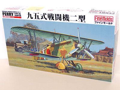 Fine Molds FB13 Japanese Ki-10-II Type 95 PERRY 1/48 Scale Kit