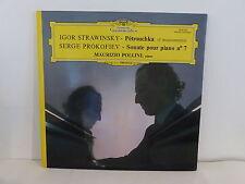 STRAWINSKY Pétrouchka PROKOFIEV Sonate pour piano n°7 POLLINI 2530225