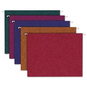"8.50/"" Width X 11/"" Length Pendaflex Reinforced Hanging File Folders Letter"