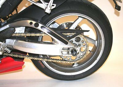 R/&G Racing Rear Wheel Spindle Protectors to fit Benelli Tornado Novecento TRE