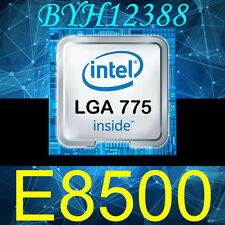 Intel Core 2 Duo E8500 / 3.16GHz / 6MB / 1333MHz (SLB9K) 775 Desktop Processor