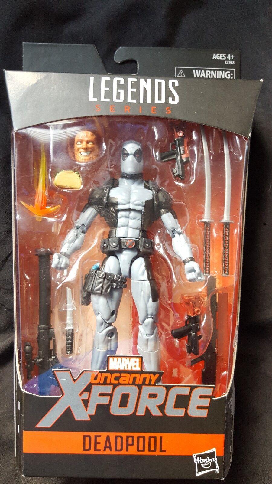 Marvel - legenden x - force unheimlich fr deadpool 6 inch abbildung