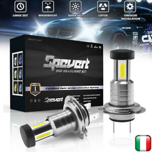 2X-Upgrade-H7-110W-Faro-per-auto-a-LED-Conversion-Globes-Lampadina-6000K-30000LM