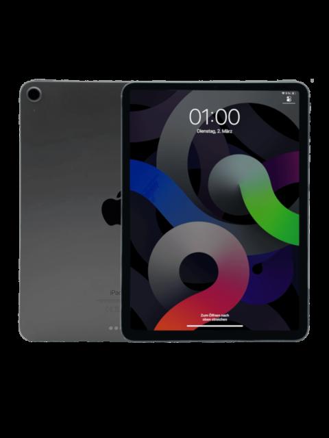 Apple iPad Air 4, 64GB, Spacegrau, in OVP  vom Händler Rg mit MwSt. MYFM2FD/A