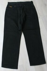 Wrangler H2554 Mississippi Jeans Noir Tr W33 Sd4xwdqA