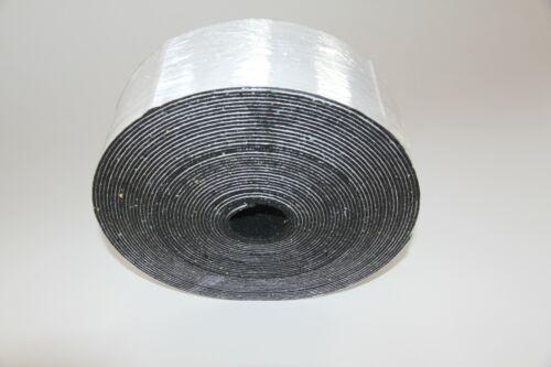 37,80€//m² 3 mm Terrassenpad selbstklebend Bautenschutzmatte Gummistreifen