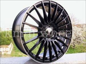 Felgen-19-Zoll-fuer-Mercedes-A-C-E-Klasse-176-205-204-207-213-CLS-AMG-Axxion-AX5