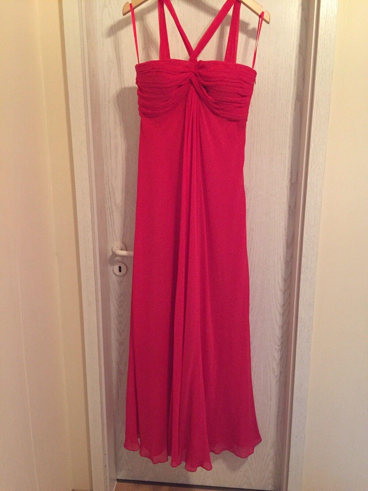 Jake's Damen Kleid Abendkleid Cocktailkleid Maxi-Dress Gr. 40 40 40 - NEU- eea528
