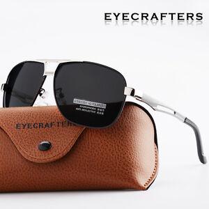 HD-Men/'s-Polarized-Sunglasses-Outdoor-Sports-Pilot-Eyewear-Driving-Glasses