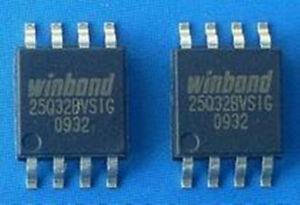 5PCS ORIGINAL WINBOND W25Q32BVSIG W25Q32BVSSIG 25Q32BVSIG SOP8