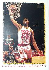 CARTE NBA BASKET BALL 1995 PLAYER CARDS ROBERT HORRY (319)
