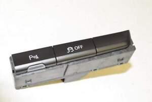 Audi-A5-8F-09-12-Schalter-ESP-und-Einparkhilfe-PDC-schwarz-Multifunktionstaster