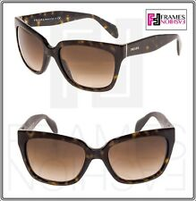 ed0c7dc385c item 5 PRADA POEME Heritage Square PR07PS Havana Brown Gradient 07P WOMEN  Authentic -PRADA POEME Heritage Square PR07PS Havana Brown Gradient 07P  WOMEN ...