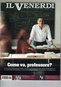 2005 09 09 - IL VENERDI DI REPUBBLICA - 09-09-2005 - N.912 - COME VA, PROFESSORE - Italia - 2005 09 09 - IL VENERDI DI REPUBBLICA - 09-09-2005 - N.912 - COME VA, PROFESSORE - Italia