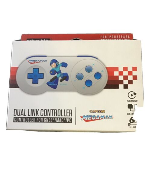 Should I Buy Retro Bit Mega Man Snes Usb Dual Link Controller
