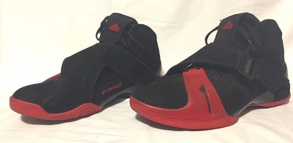 AdidasMac 5 Tracy Mcgrady T baloncesto NBA Houston cohetes de baloncesto T tamaño 14 2018 Auténticas feebf6