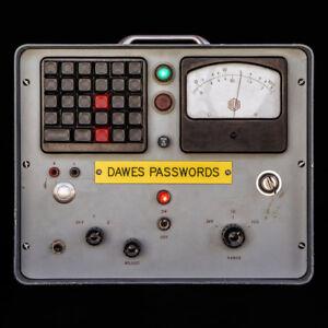 Dawes-Passwords-New-CD