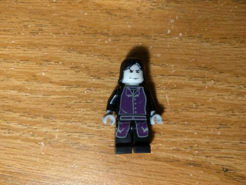 Lego Harry Potter Professor Snape Glow in the Dark Head 4751 Prisoner of Azkaban
