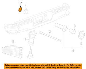 Genuine GM Parts 15040331 Retainer