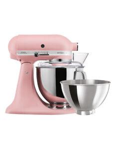 KitchenAid-Artisan-Stand-Mixer-Dried-Rose-KSM160PSADR