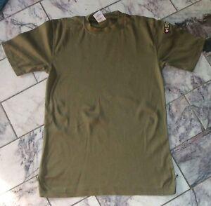 SCHWEIZER MILITÄR - SWISS ARMEE - original T-shirt SUISSE - Gr. 48 - TIPP TOP