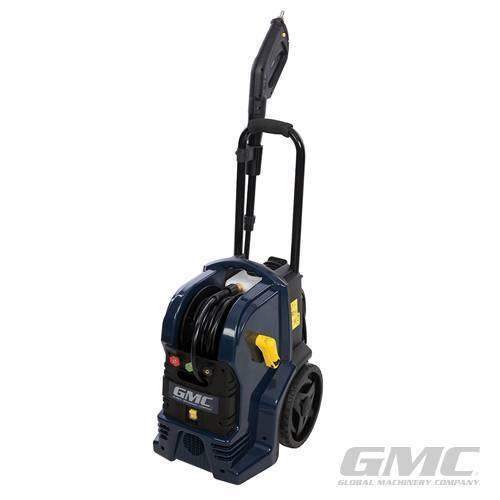GMC 1800W Pressure Washer 165Bar 432859 GPW165