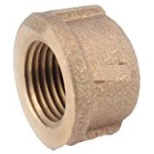 "ANDERSON METALS 738108-02 1//8/"" Brass Pipe Cap"