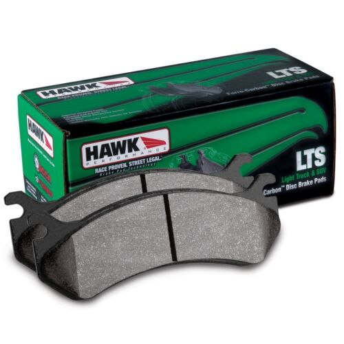 Disc Brake Pad Set-LTS Disc Brake Pad Rear Hawk Perf HB529Y.710