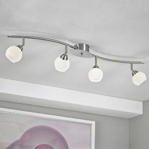 Design LED Deckenlampe Deckenstrahler Küche Wohnzimmer Beleuchtung ...