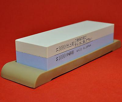 Pierre eau aiguiser affuter Japonaise couteaux DUO 2 # 1000 3000 SUEHIRO SKG-38