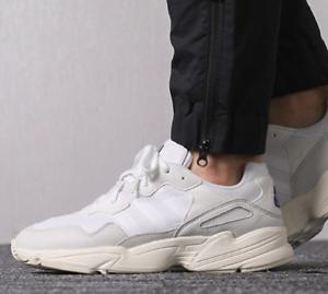 a35ffced1b New ADIDAS Originals Yung 96 Sneaker Mens triple white all size | eBay